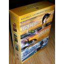 Krabička Zachraňte Willyho kolekce 3DVD (Zachraňte Willyho 1, Zachraňte Willyho 2, Zachraňte Willyho 3) (DVD)