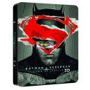 Batman vs. Superman: Úsvit spravedlnosti FUTUREPACK 3BD (3D+2D+2D prodloužená verze) (Bluray)