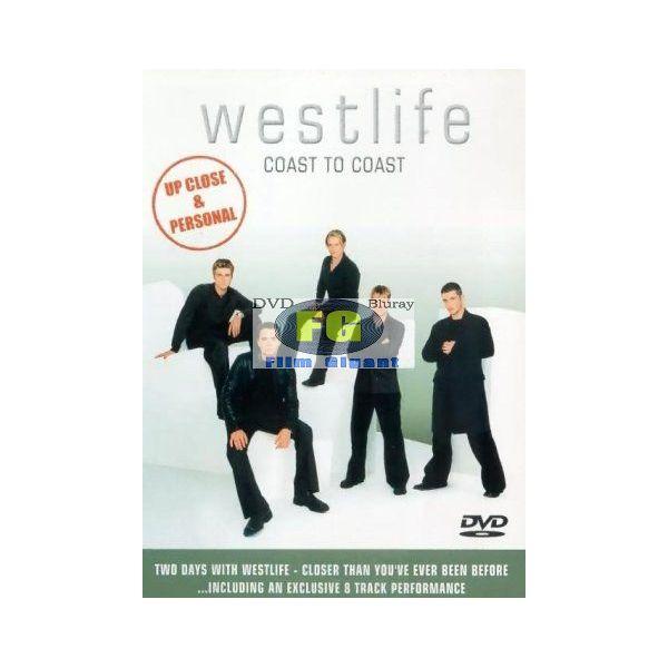 westlife coast to coast dvd