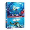 Hledá se Nemo + Hledá se Dory kolekce 2DVD (DVD)