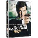 Muž se zlatou zbraní (James Bond 007 - 009) (DVD)