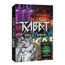 Kabát 2013 - 2015 3DVD + CD (DVD)
