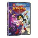 LEGO DC Superhrdinky: Brain Drain (DVD)