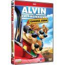 Alvin a Chipmunkové 4: Čiperná jízda (DVD)
