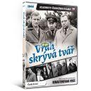 Vrah skrývá tvář - REMASTEROVANÁ VERZE - Edice Klenoty českého filmu (DVD)