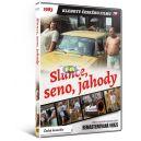 Slunce, seno, jahody - REMASTEROVANÁ VERZE - Edice Klenoty českého filmu (DVD)
