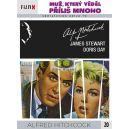 Muž, který věděl příliš mnoho (Alfred Hitchcock) - disk č. 20 - SBĚRATELSKÁ EDICE IV - Edice FILMX (DVD)