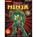 Želvy ninja - 1. série - disk 15 (5 epizod) (DVD)