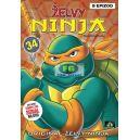 Želvy ninja - 1. série - disk 34 (5 epizod) (DVD)