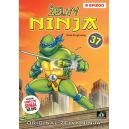 Želvy ninja - 1. série - disk 37 (5 epizod) (DVD)