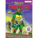 Želvy ninja - 1. série - disk 40 (5 epizod) (DVD)