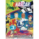 Závody Nascar (Nascar racers) DVD3 (DVD)