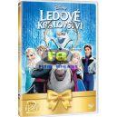 Ledové království - Edice Disney zlatá edice 2 (DVD)