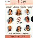 8 žen - disk č. 35 - SBĚRATELSKÁ EDICE II - Edice FILMX (DVD)