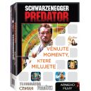 Arnieho filmy - Arnold Schwarzenegger kolekce 3DVD (Predátor, Barbar Conan, Terminátor 1) (DVD)