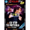 Co vtip, to mrtvola - Edice KLIK TV - Edice Svět komedie disk č. 1 (DVD)