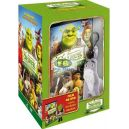 Shrek: Zvonec a konec (dárková edice s hračkou Oslíkem) (Shrek 4) (DVD)