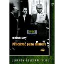 Přitelkyně pana ministra - Edice Legendy českého filmu (DVD)