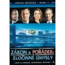 Zákon a Pořádek: Zločinné úmysly - 1. sezóna (1. série) DVD1 (DVD)