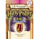 Harry Potter a kámen mudrců CD4 z 12 (audiokniha) (CD)
