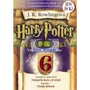 Harry Potter a kámen mudrců CD6 z 12 (audiokniha) (CD)