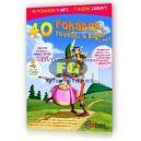 40 pohádek, pověstí a bajek (v mp3) (audiokniha) (CD)