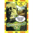 Frankensteinovo zlo - Edice FILMAG Horor - disk č. 48 (DVD)