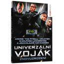 Univerzální voják 3: Znovuzrození - Edice Filmparáda (DVD)