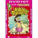 Král džungle 5: George vynechal snídani - Edice DVD HIT - Svět pohádek (DVD5 z 8) (DVD)
