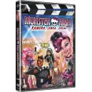 Monster High: Kamera, Lebka, Jedem! (DVD)