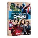 Avengers 1 - Edice Marvel 10 let: FÁZE JEDNA - O-RING (Marvel) (DVD)