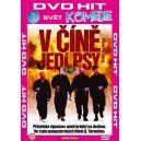 V Číně jedí psi - Edice DVD HIT - Svět komedie disk č. 9 (DVD)