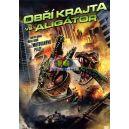 Obří krajta vs. Aligátor (Megakrajta versus Gatoroid) - Edice FILMAG Horor - disk č. 142 (DVD)
