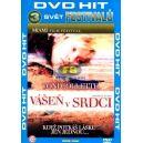 Vášeň v srdci - Edice DVD HIT - Svět festivalů disk č. 3 (DVD)