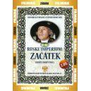 Ruské impérium: Začátek - 3. díl - Edice FILMAG Zábava - disk č. 118 (DVD)