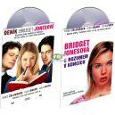 Deník Bridget Jonesové + Bridget Jonesová 2: S rozumem v koncích 2DVD - Edice Blesk (DVD)