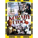 Koráby útočí - Edice FILMAG Horor - disk č. 25 (DVD)