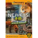 Největší zabijáci africké přírody 2 (DVD2 ze 2) - Discovery Channel (DVD)