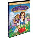 Kráska a zvíře: Kráska v kouzelném světě SPECIÁLNÍ EDICE (Disney) (DVD)