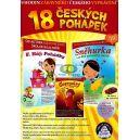 3 české pohádky na 3CD (v mp3 + audio CD) - Edice 18 českých pohádek (audiokniha) (CD)