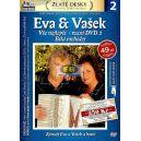 Eva a Vašek: Vše nejlepší - maxi DVD2 - Edice Zlaté desky České muziky (DVD1 ze 4) (DVD)