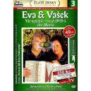 Eva a Vašek: Vše nejlepší - maxi DVD3 - Edice Zlaté desky České muziky (DVD3 ze 4) (DVD)