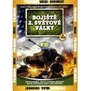 Bojiště 2. světové války DVD8 z 9 - Edice FILMAG Válka - dokument - disk č. 145 (DVD)