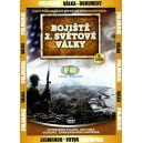 Bojiště 2. světové války DVD9 z 9 - Edice FILMAG Válka - dokument - disk č. 146 (DVD)