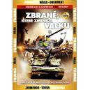 Zbraně, které změnily válku DVD1 z 5 - Edice FILMAG Válka - dokument - disk č. 133 (DVD)