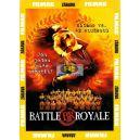 Battle Royale 1 - Edice FILMAG Zábava - disk č. 16 (DVD) (Bazar)