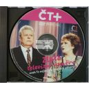Zlaté televizní úsměvy aneb To nejlepší z televizní zábavy (Bohdalová, Dvořák) (DVD) (Bazar)