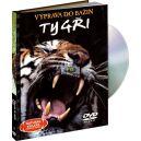 Tygři: výprava do bažin - Edice Natural Killers: Predátoři zblízka DVD3 (DVD)