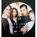 Duše jako kaviár - Edice Právo (DVD) (Bazar)
