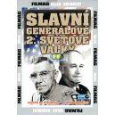 Slavní generálové 2. světové války DVD2 ze 3 - Edice FILMAG Válka - dokument - disk č. 76 (DVD)